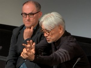 Video: Ryuichi Sakamoto on his soundtrack work