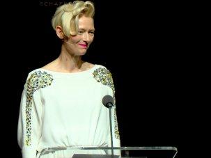 Video: Tilda Swinton's address to the BFI LUMINOUS Gala 2017  - image