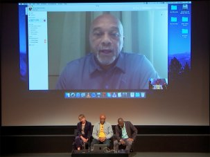 Video: Athlete and activist Tommie Smith on Black Power Salute