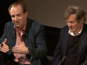 Video: Ralph Fiennes and the makers of White Crow