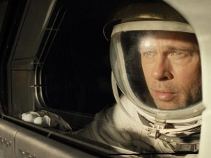 Film of the week: Ad Astra has Brad Pitt bestride the stars, darkly