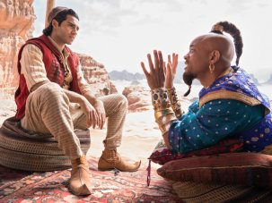 Aladdin review: Guy Ritchie polishes Disney's lamp - image