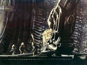 Alien encounter: on the set of Ridley Scott's sci-fi horror - image