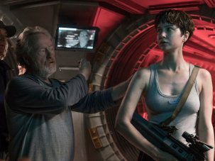 Ridley Scott: 'Stand outside and look at the galaxy and we're it? Don't be silly. We cannot be it' - image