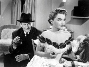 The same cloth: Edith Head and Alfred Hitchcock