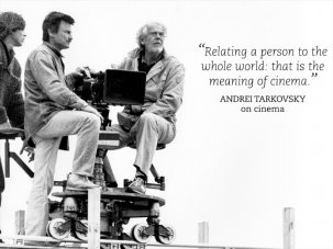 Andrei Tarkovsky quotes - image