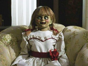 Annabelle Comes Home review: magical middle-school doll horror - image