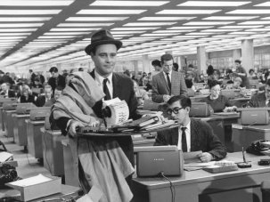 10 great comedies set in the workplace