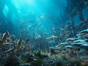 Aquaman review: a quixotic misadventure - image