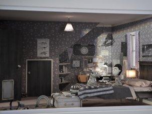 The Art of Frankenweenie exhibition - image