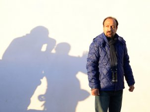 In support of Asghar Farhadi and the #LondonIsOpen screening of The Salesman - image