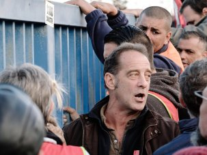 At War (En Guerre) first look: Stéphane Brizé dramatises a fiery union rep's fight for workers' rights