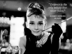 Audrey Hepburn quotes - image