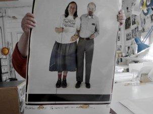 The B-Side: Elsa Dorfman's Portrait Photography review – Errol Morris's homage to Polaroids - image