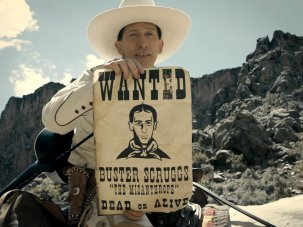 The Ballad of Buster Scruggs first look: a six-pack of western rambles by way of the Coen brothers