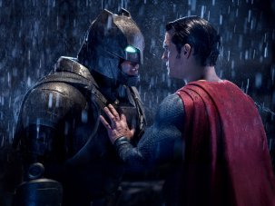 Tenderise the night: Batman v Superman v the raw world