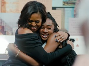 Becoming review: Michelle Obama promotes positivity
