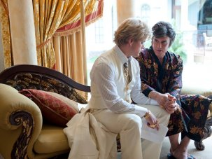 The trapped and the free: Behind the Candelabra