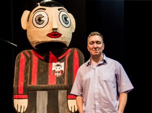 """A glorious and ridiculous ride"": Steve Sullivan on excavating Frank and the Chris Sievey story - image"
