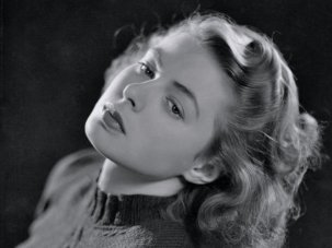 Ingrid Bergman's early years - image