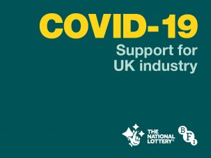 BFI sets out support for UK industry impacted by COVID-19 crisis - image