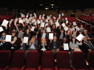 66 stars of the future premiere their short films at BFI IMAX - image