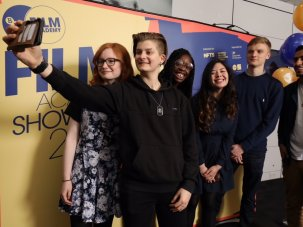 BFI Film Academy graduates showcase their work to UK film industry - image