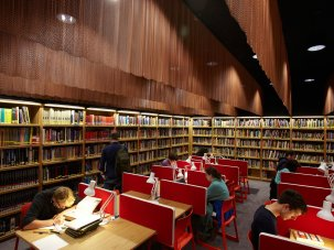 At the heart of things: the BFI Reuben Library - image