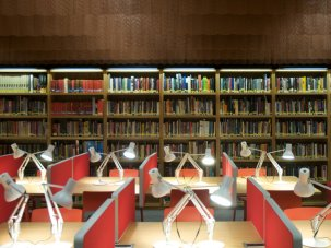 New library at BFI Southbank - image