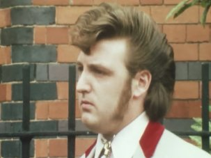 15 snapshots of teddy boy style and swagger in early 1970s Birmingham - image