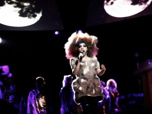 Björk: Biophilia Live is the Sonic Gala at the 58th BFI London Film Festival - image