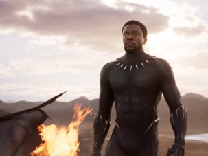 Black Panther review: an electrifying, Afrofuturist superhero movie - image