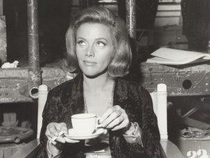 Honor Blackman obituary: a new-model leading lady - image