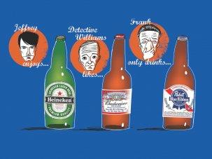 Through a bottle darkly: Blue Velvet's Freudian beers - image