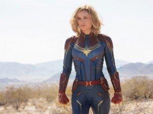 Captain Marvel review: 90s nostalgia grounds Marvel's cosmic drifter - image