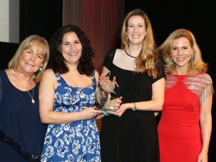Film that saved babies' lives wins best charity film award - image