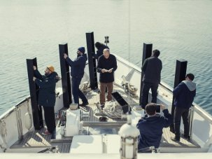 Chevalier review: mean men at sea - image