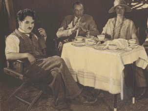 Rare promotional images of Charlie Chaplin... and what they tell us about him - image