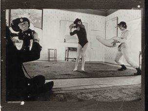 Shooting Stanley Kubrick: how we took photos of the great director - image