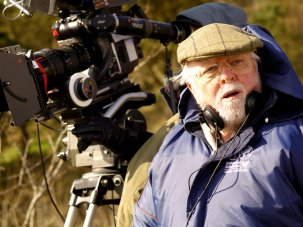 Richard Attenborough's 'The arts are not a luxury' speech - image