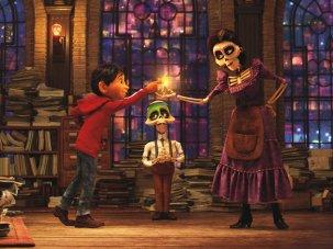 Film of the week: Coco,Pixar's vital dance with los muertos - image