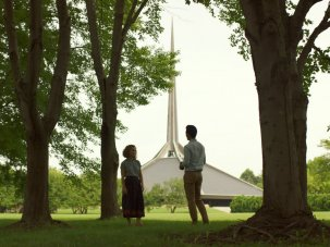 Film of the week: Columbus artfully balances a pair of opposites - image