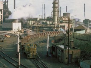 Corby: steel town - image
