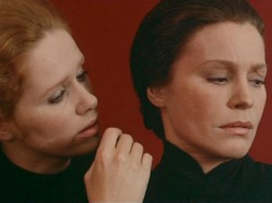 How Ingmar Bergman mastered filming faces - image