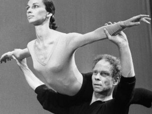 Cunningham review: revisiting the work of a giant of modern dance