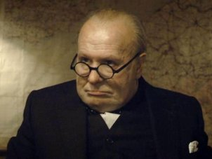 Darkest Hour review: Gary Oldman convinces as Winston Churchill - image