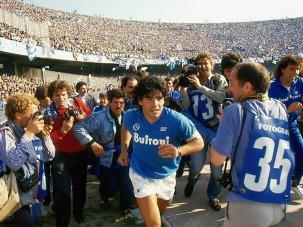 Film of the week: Asif Kapadia's Diego Maradona brings us a touch of god