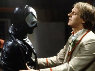 The fifth Doctor and The Caves of Androzani - image
