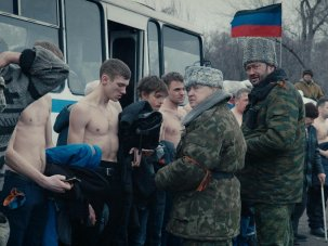 Cannes first look: Donbass says both too much and too little about the war in Ukraine