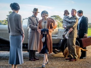 Downton Abbey review: on the big screen, the Crawleys serve trifle for our present nerves